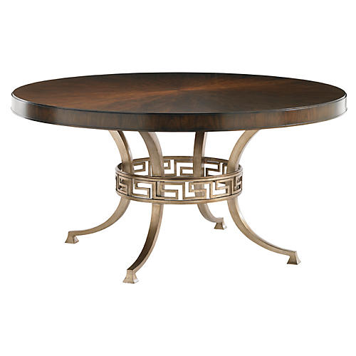 "Regis 60"" Round Dining Table"