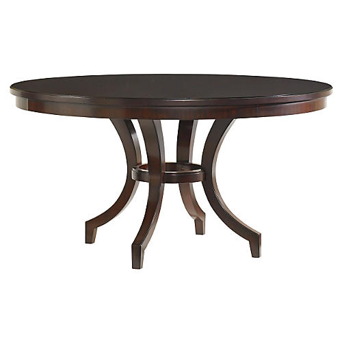 "Beverly Glen 58"" Round Dining Table"