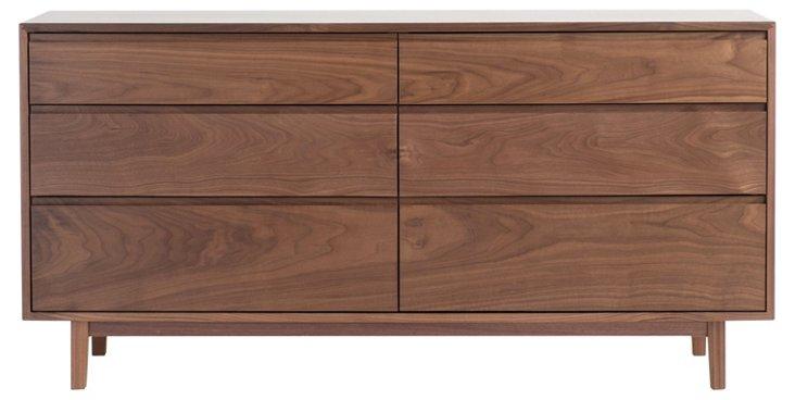 Hayward Dresser, Walnut