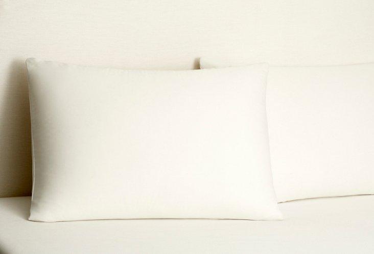 S/2 Bamboo Dreams  Pillowcases, Natural