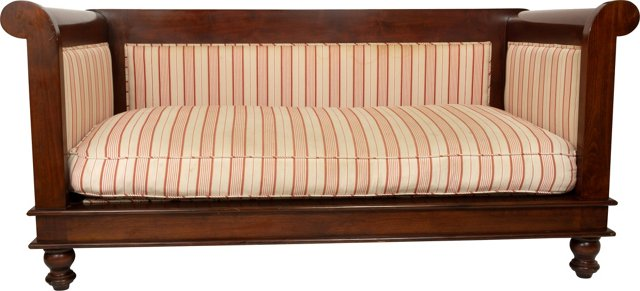 Early-20th-C. Empire-Style Sofa