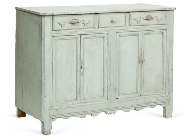French Painted Enfilade
