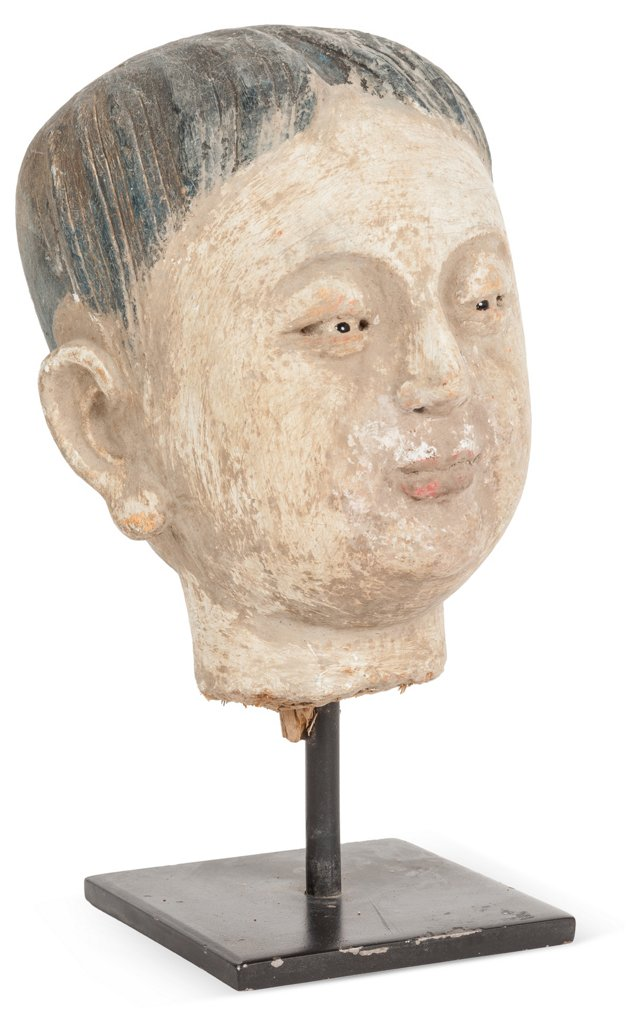 Chinese Head