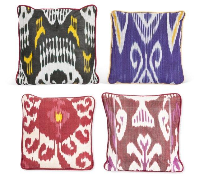 Cushions, Set of 4