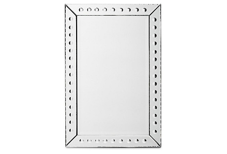 Beveled Venetian Wall Mirror