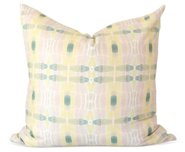 Baja Landscape Pillow