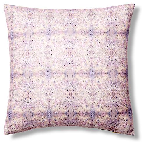 Daisy 20x20 Pillow, Pink