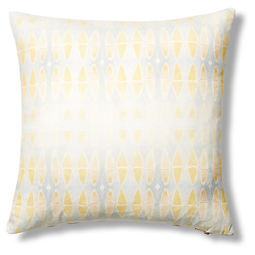 Beverly 20x20 Pillow, Pale Green