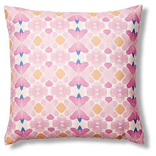 Casablanca 20x20 Pillow, Pink