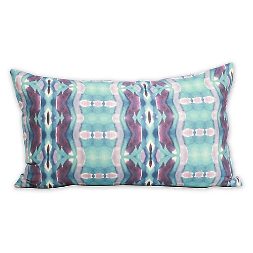 Mendoza 12x20 Lumbar Pillow, Purple