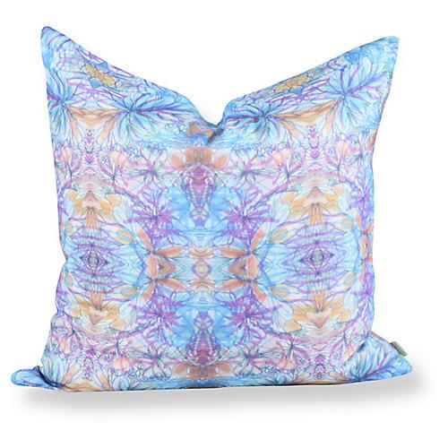 Rainforest 20x20 Pillow, Purple