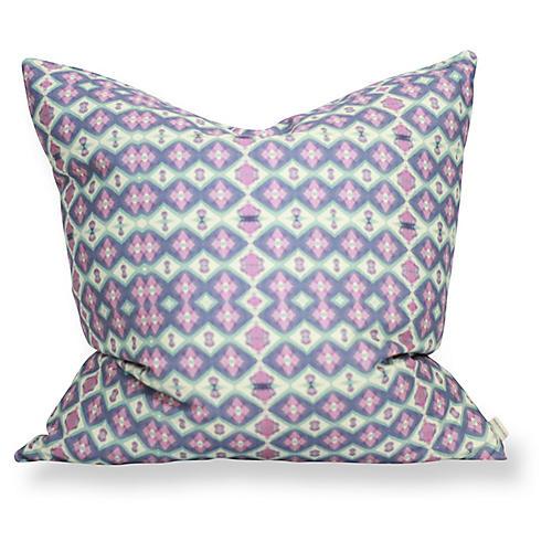Rosario 20x20 Pillow, Purple