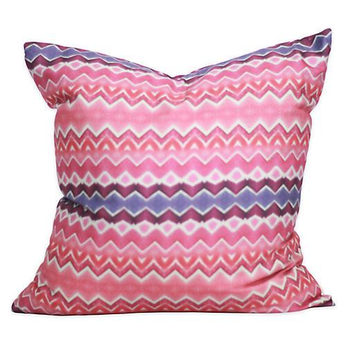 Zagora 20x20 Pillow, Pink