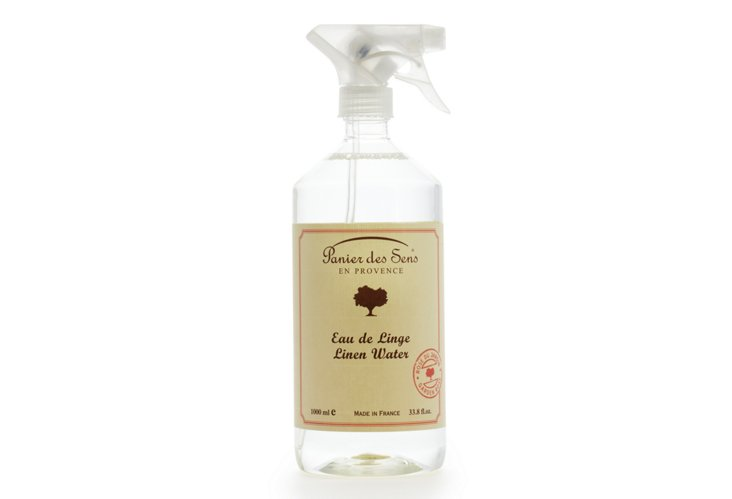 Linen Water & Sprayer, Garden Rose
