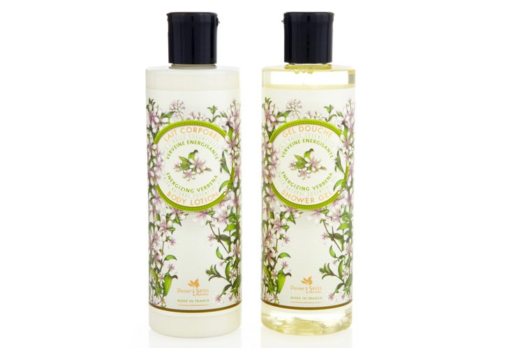 Shower Gel & Lotion Set, Verbena