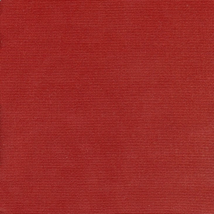 Solid Cotton Fabric, Red