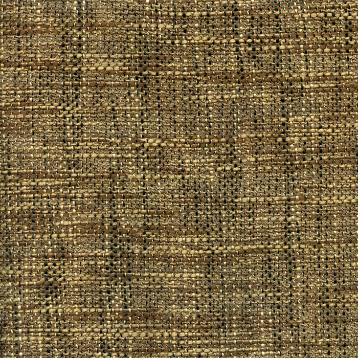 Blended Fabric, Brown