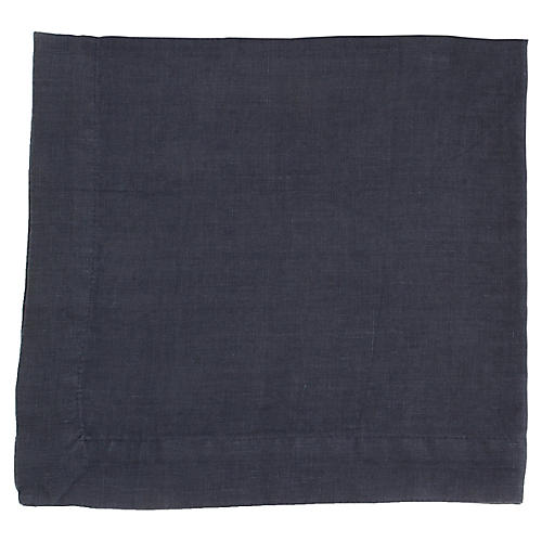 HG Linen Napkin, Graphite