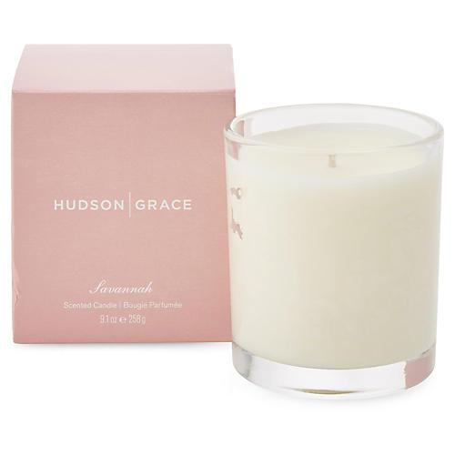 HG Savannah Candle, Magnolia Blossom