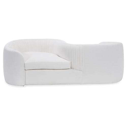 Clio Tête-à-Tête, White Linen