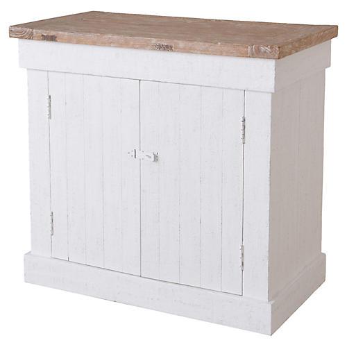 Montana Cabinet, Natural