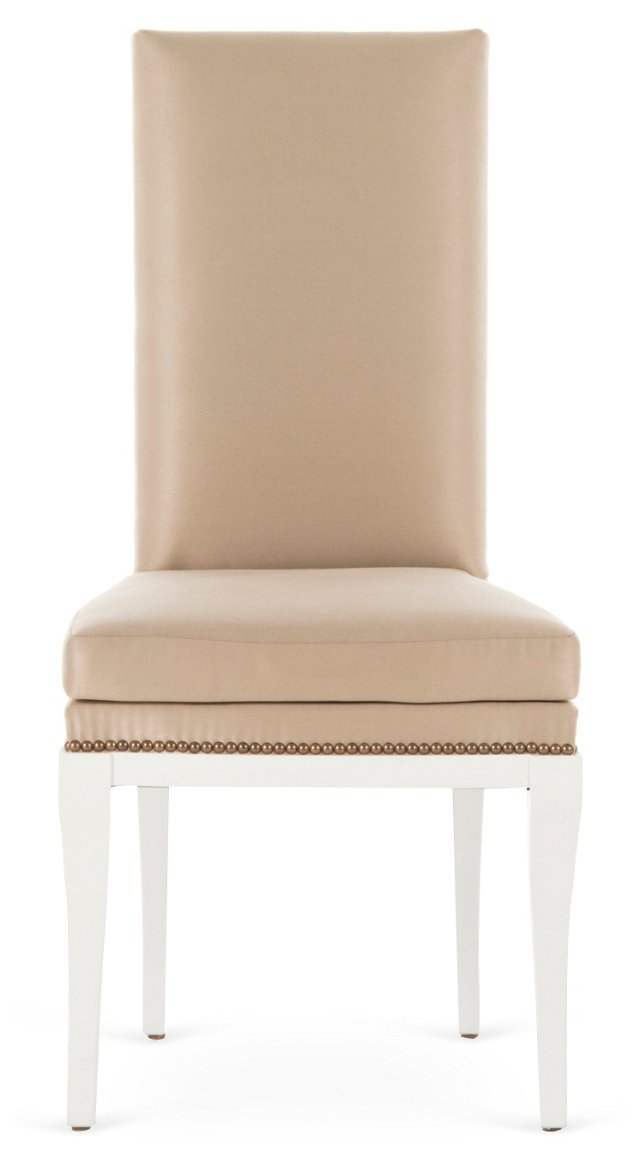 Malcolm Side Chair, Camel