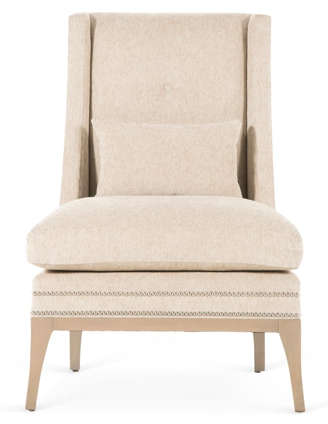 Stanley Lounge Chair, Natural