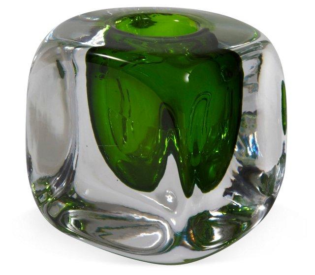 Emerald-Green Votive