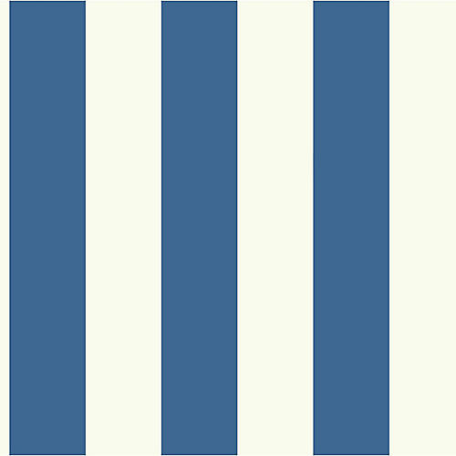 Stripe Wallpaper, Dark Blue