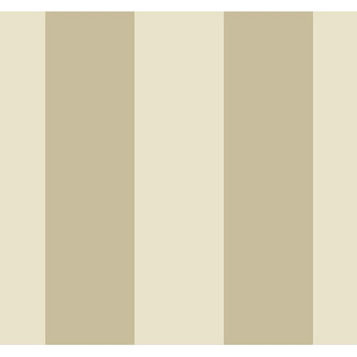 Caravan Stripe Wallpaper, Beige