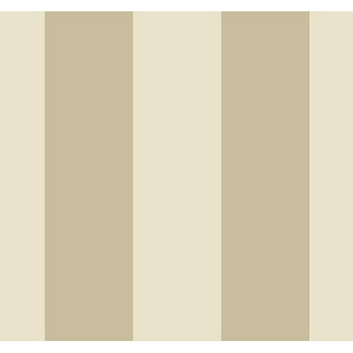 Caravan Stripe Wallpaper, Beige