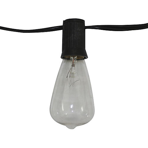 Edison 25' 24-Light String Lights