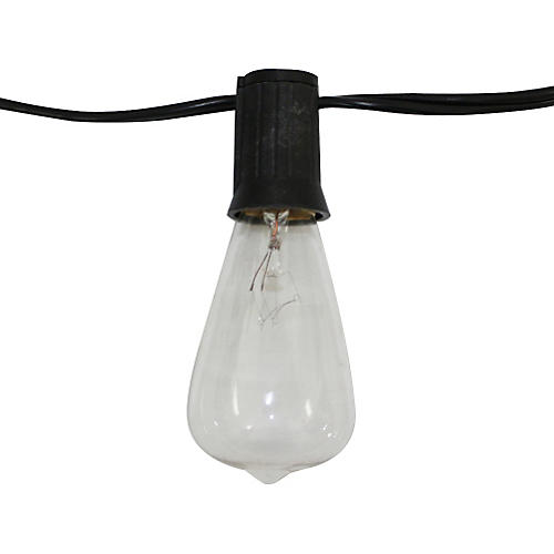 Edison 48' 24-Light String Lights