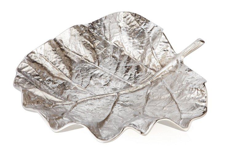 "11"" Fig Leaf Bowl"