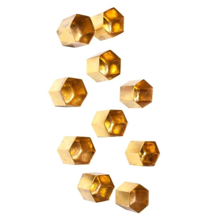 Beehive Wall Play Set, Gold