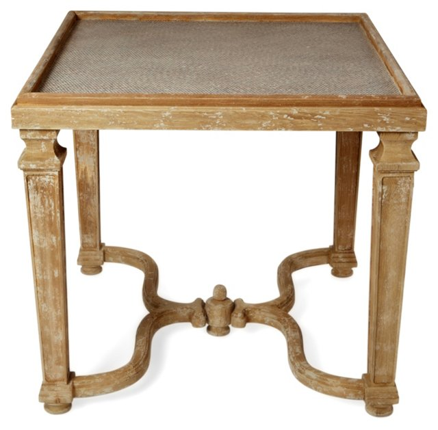 Emerson Side Table, Natural