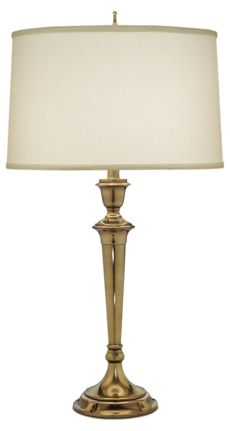 Canlis Table Lamp, Brass
