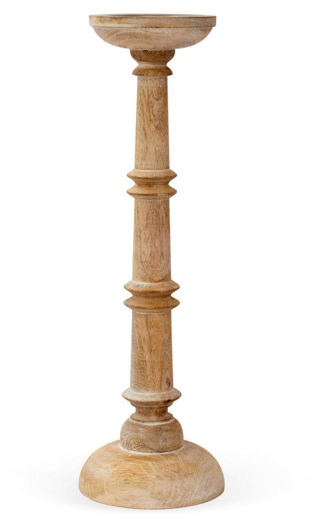 """18"""" Spindle Candleholder"""
