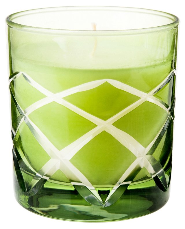 Gold Line Candle, Fig
