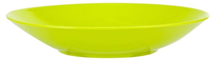 S/6 Ella Pasta Bowls, Kiwi