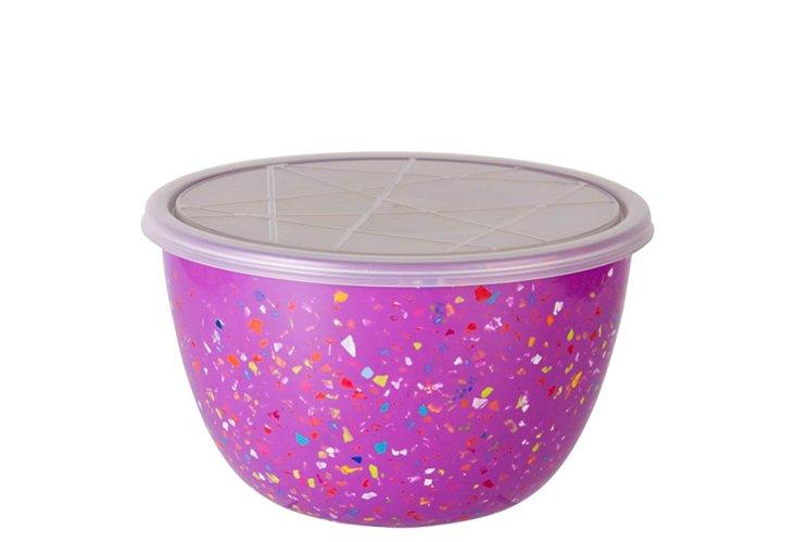 Confetti 2-Qt Bowl w/ Lid
