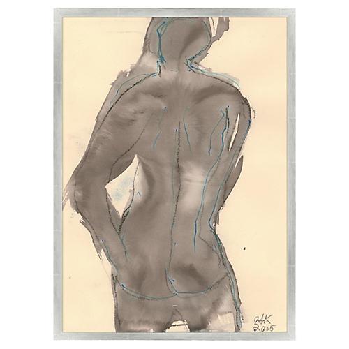 Arthur Krakower, Nude 1
