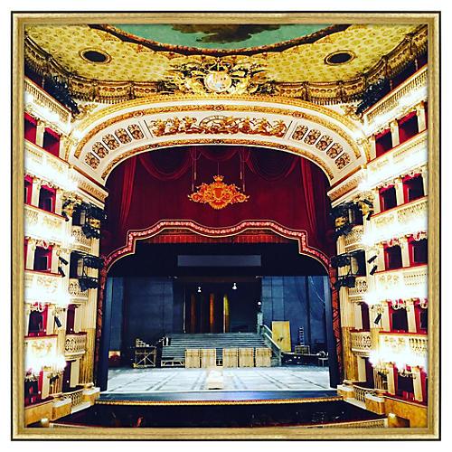 Nicole Wadlington, Opera House Stage