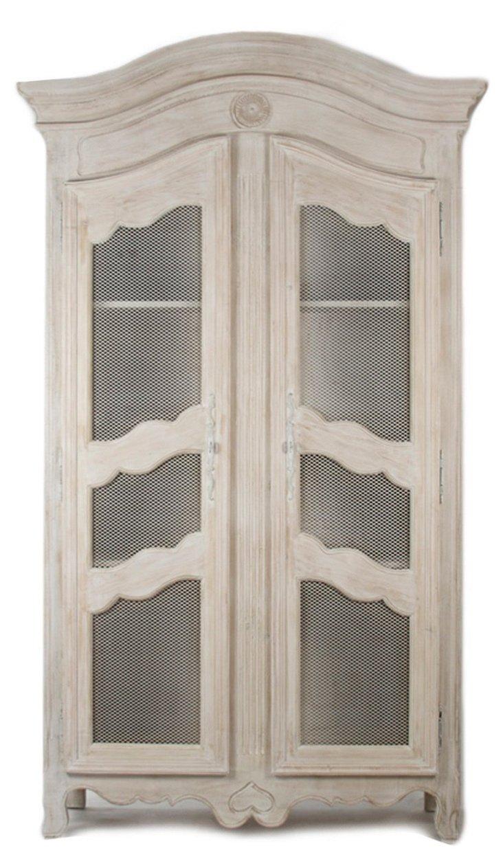 Agatha Cabinet, Cream