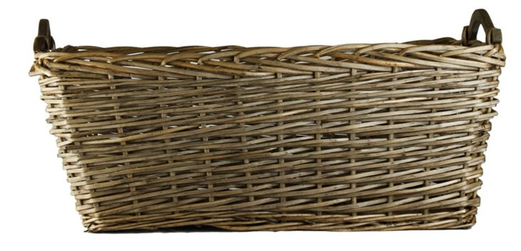 28x17 French Market Basket