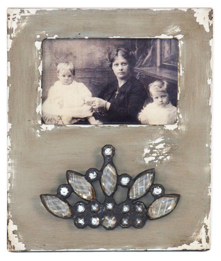 4x6 Jeweled Frame