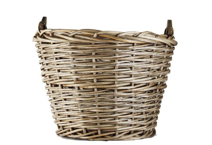 Round Market Basket, XL