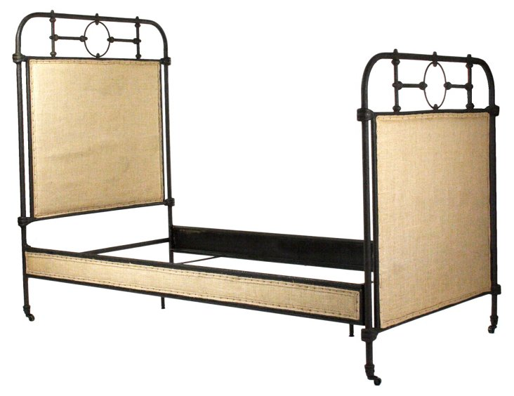 Alaric Bed, Twin