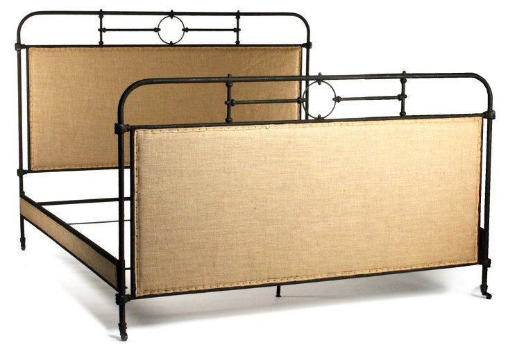 Alaric Bed, King