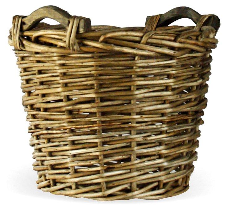 "11"" French Market Basket"